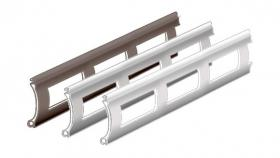 Rollgitter mit Lamellen EX56mm