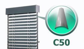Außenjalousien C50